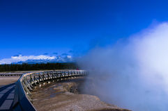 Yellowstone Hot Spring Royalty Free Stock Photography