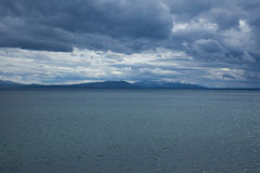Yellowstone Lake Stock Photos