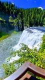 Yellowstone Mesa Falls fotos de stock