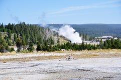 Yellowstone Nationaal Park Stock Foto