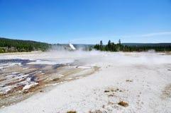 Yellowstone Nationaal Park Stock Fotografie