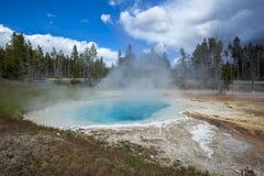 Yellowstone Nationaal Park, Utah, de V.S. Royalty-vrije Stock Afbeeldingen