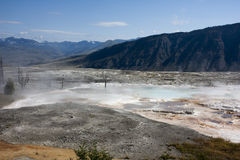 Yellowstone National Park Stock Image