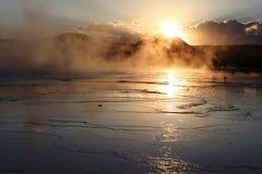 Yellowstone national park Royalty Free Stock Image
