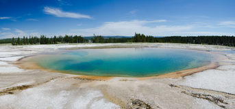 Free Yellowstone National Park Stock Image - 57124251