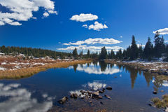 Yellowstone National Park: Beartooth Pass Royalty Free Stock Photos