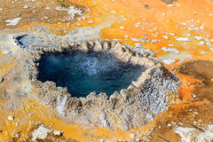 Yellowstone National Park, Chinese Spring in Upper Geyser Basin Stock Photo