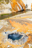Yellowstone National Park, Chinese Spring in Upper Geyser Basin Royalty Free Stock Photos