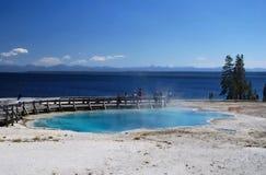 Yellowstone National Park, USA Royalty Free Stock Image