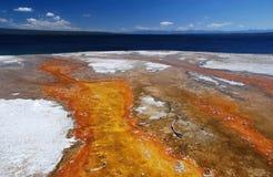 Yellowstone National Park, USA Stock Photography