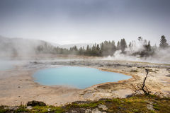 Yellowstone National Park, Utah, USA Stock Photos