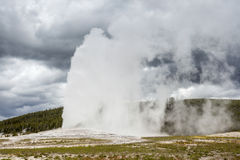 Yellowstone National Park, Utah, USA Stock Photo