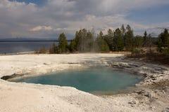 Yellowstone National Park, Utah, USA Stock Photos