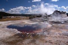 Yellowstone National Park, Utah, USA Stock Photography