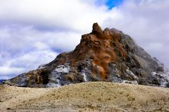 Yellowstone National Park 5 royalty free stock image