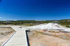 Yellowstone Nationalpark Lizenzfreies Stockfoto