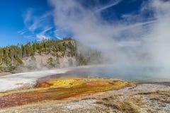 Yellowstone Nationalpark Stockfotografie