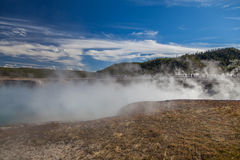 Yellowstone Nationalpark Lizenzfreie Stockfotografie