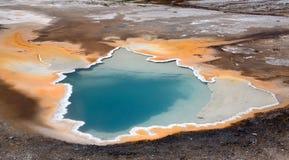 Yellowstone nationalpark Royaltyfri Foto