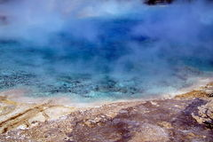 Yellowstone Nationalpark Geysire 18 Stockfotos