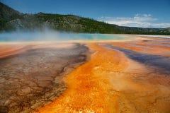 Yellowstone NP Imagenes de archivo