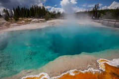 Yellowstone Park Stock Images