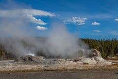 Yellowstone park narodowy Zdjęcia Stock