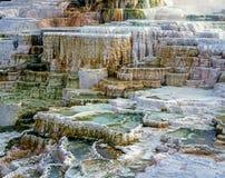 yellowstone park narodowy, Wyoming Fotografia Stock