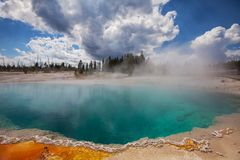 Yellowstone Park Royalty Free Stock Photos