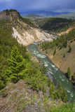 Yellowstone River Foto de Stock