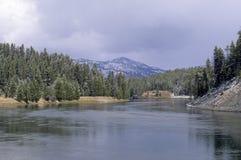 Yellowstone River Imagens de Stock