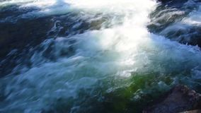 Yellowstone River stock video footage