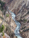 Yellowstone River Royalty Free Stock Photography