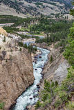 Yellowstone River Stock Photography