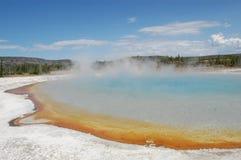 Free Yellowstone Sunset Lake Stock Photography - 9479482