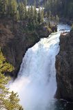 Yellowstone Upper Falls Stock Images