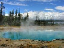 Yellowstone, Wyoming Stock Images