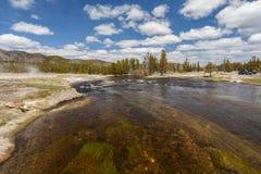 Yellowstone, Wyoming, USA. Yellowstone Wyoming USA May 10, 2015 stock photos