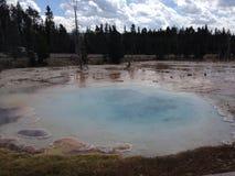 Yellowstonepark Royalty-vrije Stock Foto's