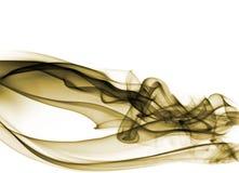 Yellu Smoke Royalty Free Stock Image