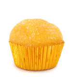 Yema de santa teresa, typical confection of Spain Stock Photos