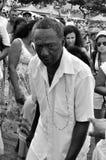 Yemanjá-Tradition Stockfotografie