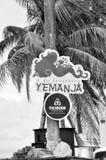 Yemanjá Party Royalty Free Stock Images