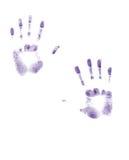 Yemas del dedo foto de archivo libre de regalías