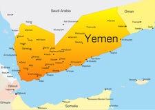 Yemen stock de ilustración