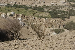 Yemen Architecture Royalty Free Stock Image