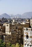 Yemen Architecture Royalty Free Stock Images