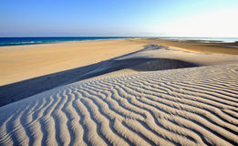 Yemen. Isla de Socotra. Laguna de Detwah foto de archivo libre de regalías