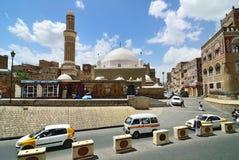 yemen Sanaa Lizenzfreie Stockbilder