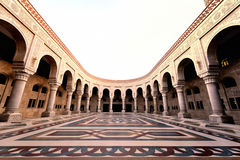 Yemen. Sanaa. Saleh mosque Stock Photography